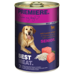PREMIERE Best Meat Senior 6x400g