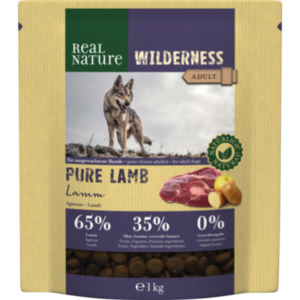 REAL NATURE WILDERNESS PURE LAMB ADULT