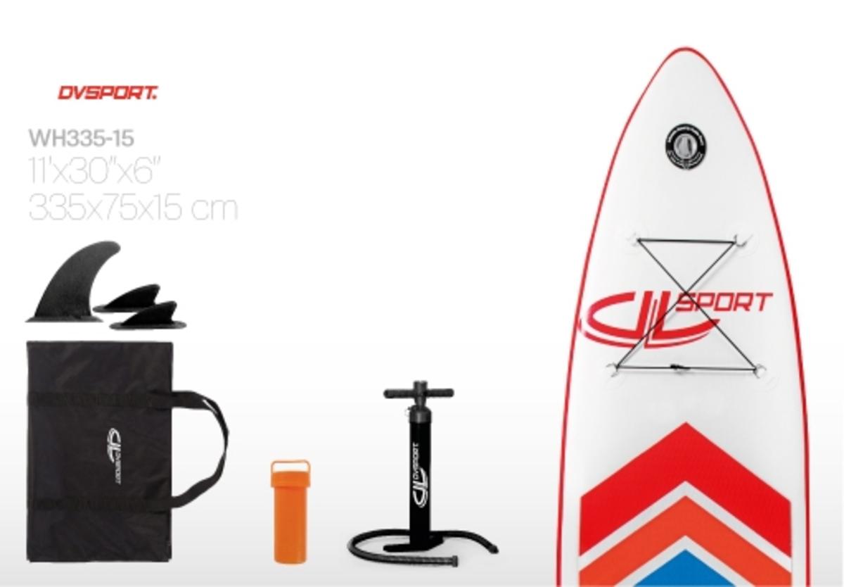 Bild 2 von DV-Sport Stand-up-Paddle 335 x 75 x 15 cm