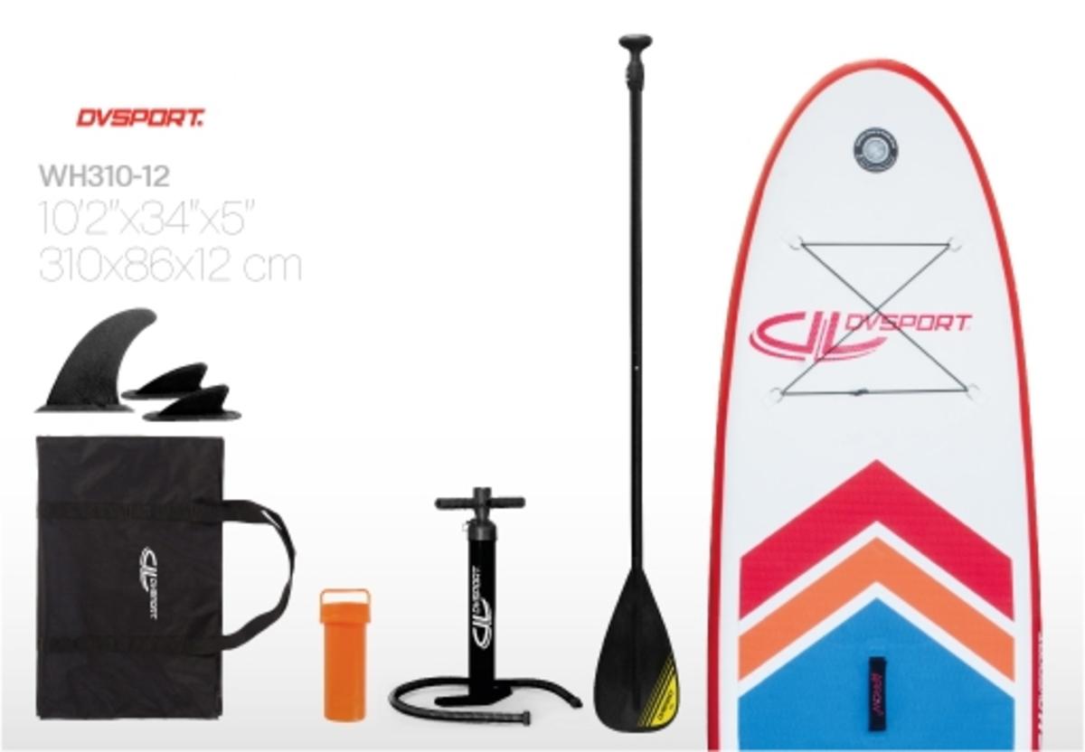 Bild 2 von DV-Sport Stand-up-Paddleset 310 x 86 x 12 cm