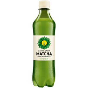 Carpe Diem Green Tea Matcha 0,5l