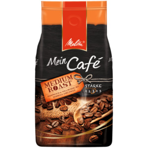 Melitta Mein Café Medium Roast 1kg