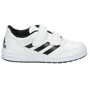 Sneaker, weiß - kombiniert