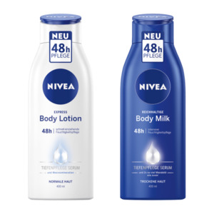 Nivea Body Milk / Body Lotion