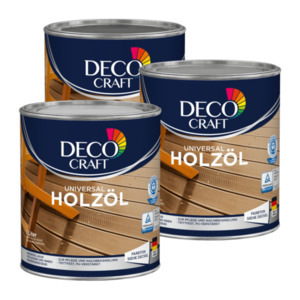 DECO CRAFT  	   Universal Holzöl