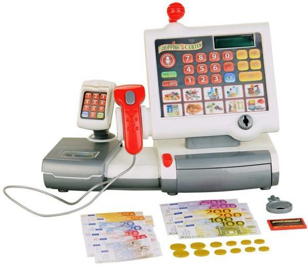 Kassenstation mit Funktionen