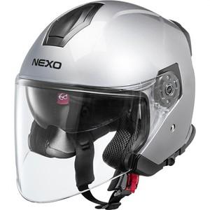 Nexo            Jethelm Travel 2.0 silber