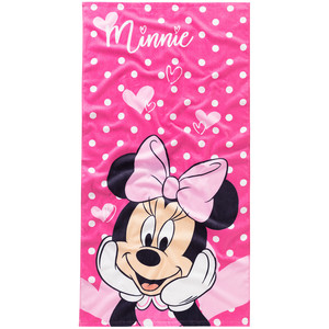 Minnie Mouse Strandtuch
