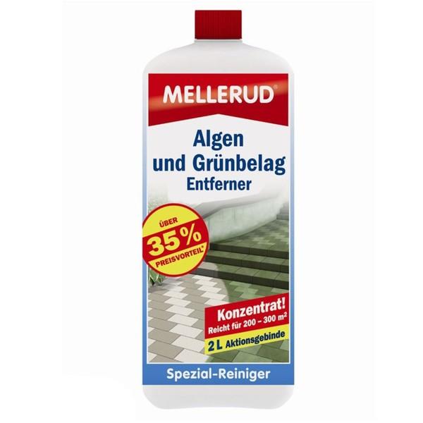 Mellerud Algen und Grünbelag Entferner 2,0 Ltr