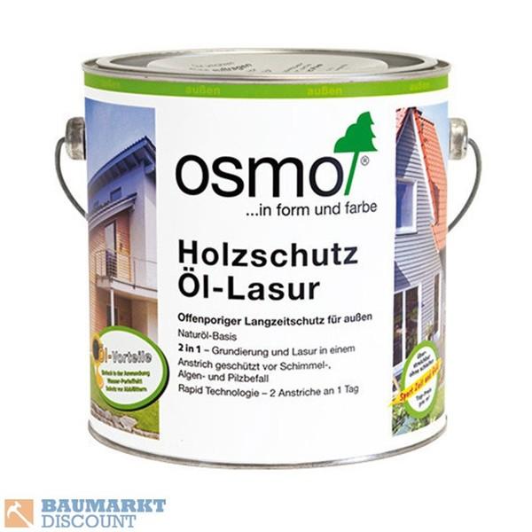 Osmo Holzschutz Öl-Lasur 2.5 ltr 706 Eiche
