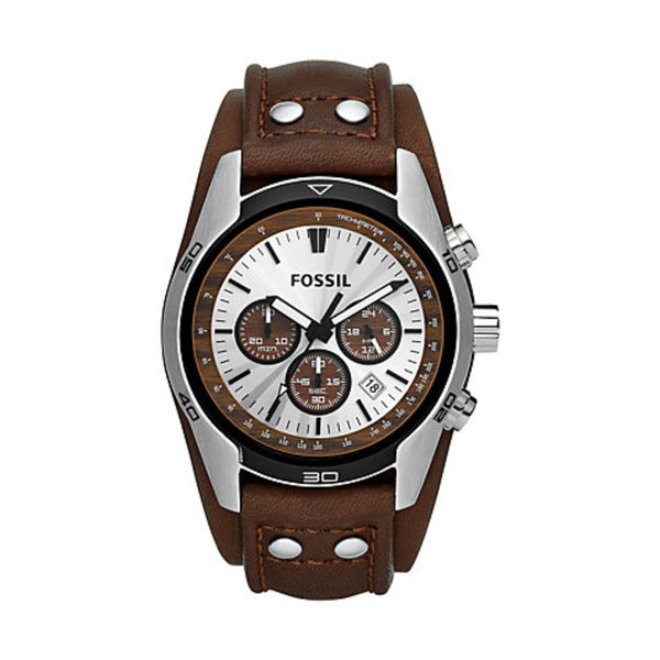 Fossil Herrenchronograph CH2565