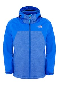 The North Face Thermoball Triclimate - Funktionsjacke für Jungs - Blau