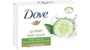 Dove Waschstück Creme Bar Seife go fresh Fresh Touch