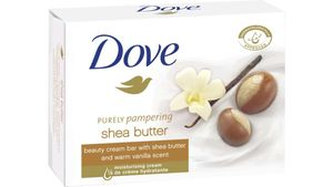 Dove Waschstück Cream Bar Seife Sheabutter