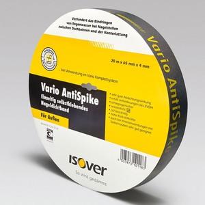 Isover Nageldichtband Vario AntiSpike 20 m x 65 mm