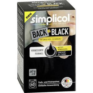 simplicol Back to Black intensives schwarz 13.73 EUR/1 kg