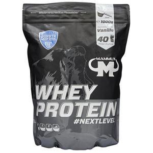 MAMMUT Whey Protein Vanille 16.99 EUR/1 kg