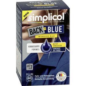 simplicol Back to Blue intensives blau 13.73 EUR/1 kg