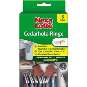 Nexa Lotte Cedarholz-Ringe