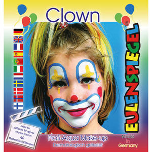 Eulenspiegel Motiv-Set Clown 44.75 EUR/100 g