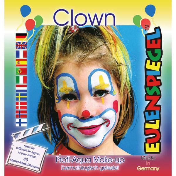 Eulenspiegel Motiv-Set Clown 44.75 EUR/100 g