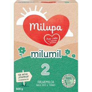 Milupa Milumil 2 Folgemilch 12.42 EUR/1 kg