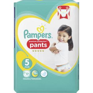 Pampers premium protection pants Größe 5