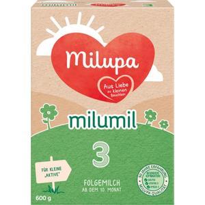 Milupa Milumil 3 Folgemilch 12.42 EUR/1 kg