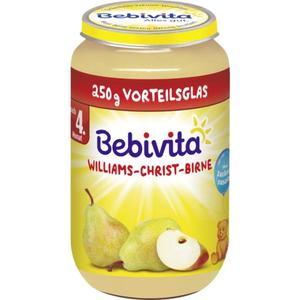 Bebivita Williams-Christ-Birne 0.30 EUR/100 g (6 x 250.00g)
