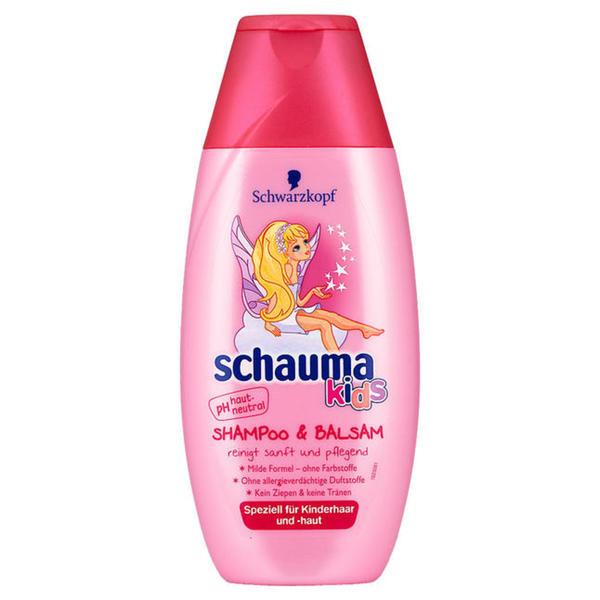 Schwarzkopf Schauma kids Shampoo & Balsam 0.78 EUR/100 ml