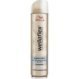 Wella Wellaflex Haarspray Glanz & Halt 1.00 EUR/100 ml