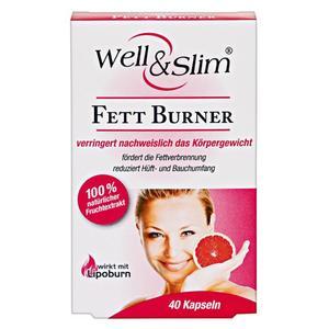 Well & Slim Fett Burner