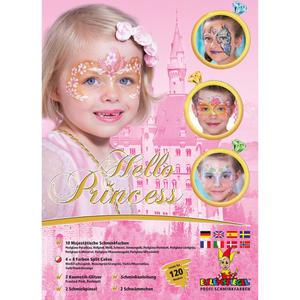 Eulenspiegel Hello Princess Schmink-Palette