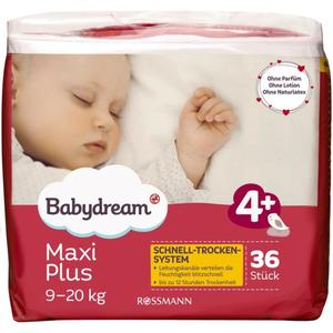 Babydream Windeln Maxi Plus