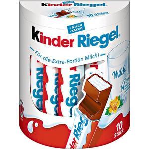 Ferrero Kinder Riegel 1.04 EUR/100 g