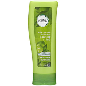 Herbal Essences Pflegespülung dazzling shine 0.90 EUR/100 ml