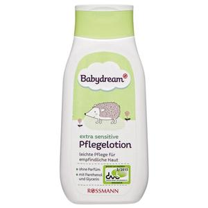 Babydream extra sensitive Pflegelotion 1.00 EUR/100 ml