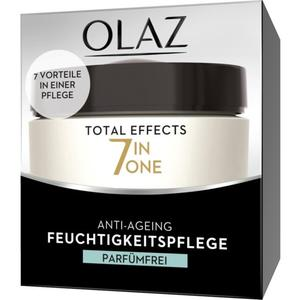 Olaz Total Effects 7in1 Anti-Ageing Feuchtigkeitspfle 19.98 EUR/100 ml