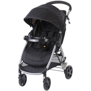 Safety 1st Buggy ´´Step & Go´´, Full Black