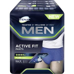 TENA Men Active Fit Pants Plus M