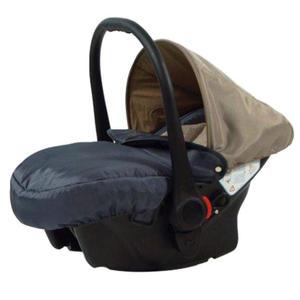 knorr-baby Babyschale ´´Voletto Sport´´, schwarz-sand