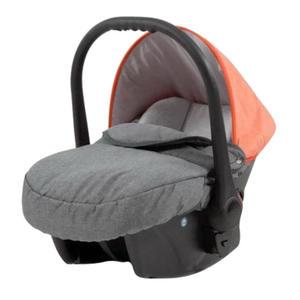 knorr-baby Babyschale ´´Voletto Happy Colour´´, grau-orange