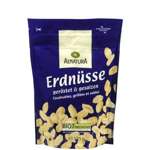 Alnatura Bio Erdnüsse geröstet und gesalzen 1.14 EUR/100 g