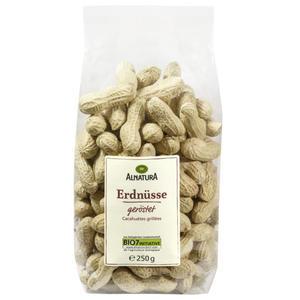 Alnatura Bio Erdnüsse in der Schale 0.80 EUR/100 g