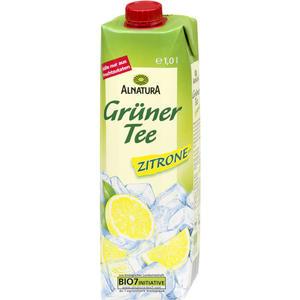 Alnatura Bio Eistee Grüner Tee Zitrone 1.79 EUR/1 l