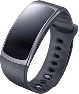 Fitness-Tracker Samsung Gear Fit 2 Schwarz