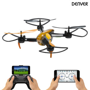 DENVER Quadrocopter-Drohne mit Live-View