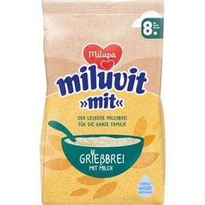Milupa miluvit >>mit<< Grießbrei 7.38 EUR/1 kg