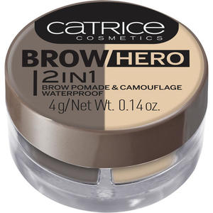 Catrice Brow Hero 2in1 Brow Pomade & Camouflage WP 020