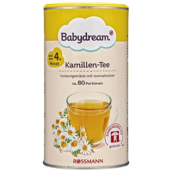 Babydream Kamillen-Tee 1.57 EUR/100 g